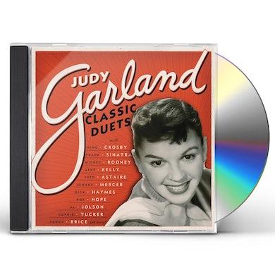 Judy Garland DUETS CD