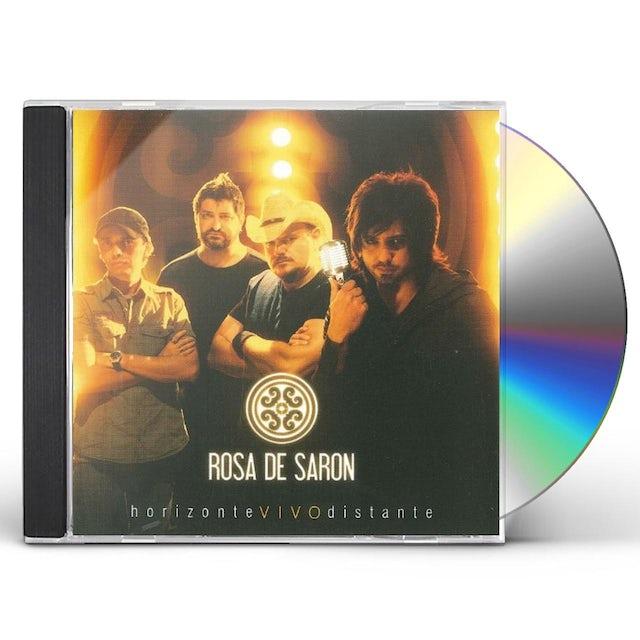 Rosa de Saron HORIZONTE VIVO DISTANTE CD