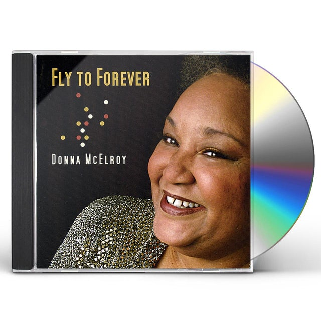 Donna McElroy FLY TO FOREVER CD