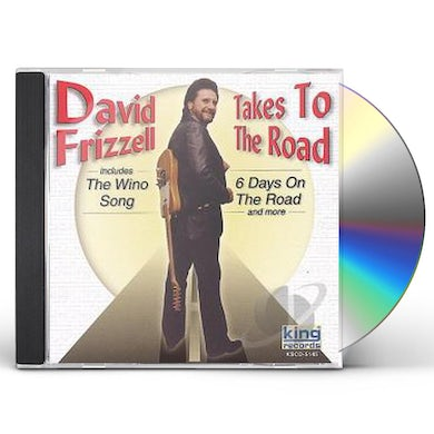 David Frizzell TAKES TO THE ROAD CD