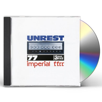 Unrest IMPERIAL FFRR CD