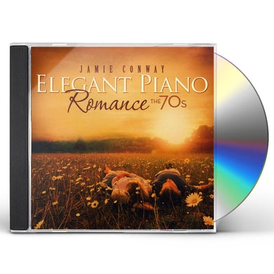 Jamie Conway ELEGANT PIANO ROMANCE: THE 70S CD