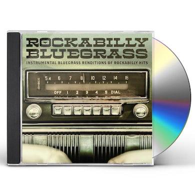 ROCKABILLY BLUEGRASS CD