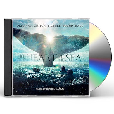 Roque Banos IN THE HEART OF THE SEA / O.S.T. CD