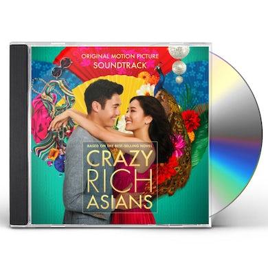 Crazy Rich Asians / O.S.T. CRAZY RICH ASIANS / Original Soundtrack CD