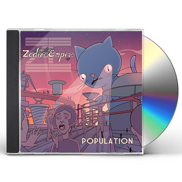 Zodiac Empire POPULATION CD