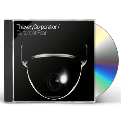 Thievery Corporation CULTURE OF FEAR CD