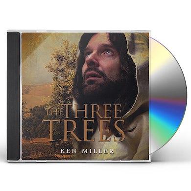 Ken Miller THREE TREES CD