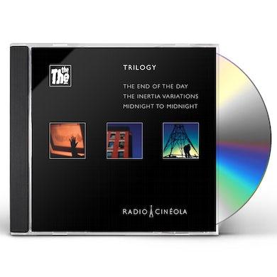 The The.  RADIO CINEOLA: TRILOGY CD