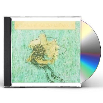 Savath & Savalas MANANA (EP) CD