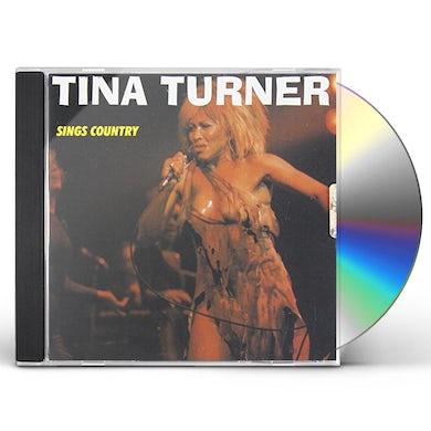 Tina Turner SINGS COUNTRY CD