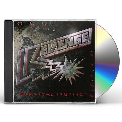 Revenge SURVIVAL INSTINCT CD