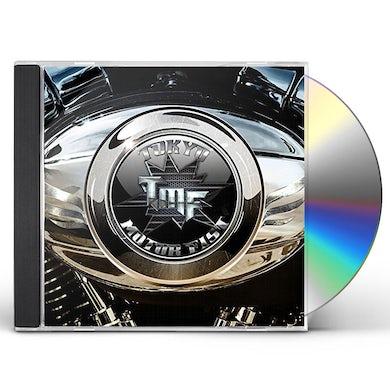 TOKYO MOTOR FIST CD