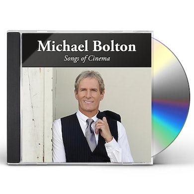Michael Bolton SONGS OF CINEMA CD