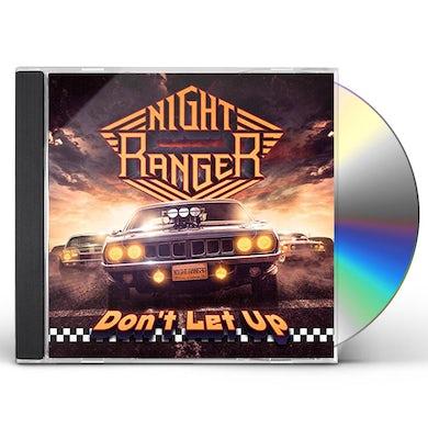 Night Ranger DON'T LET UP CD