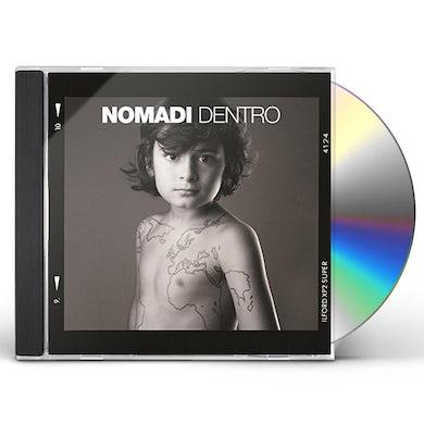 Nomadi DENTRO CD