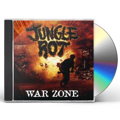 Jungle Rot WARZONE CD