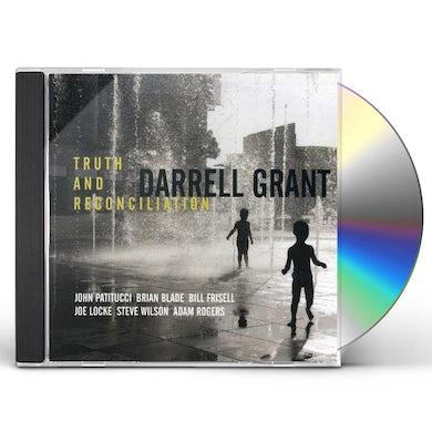 Darrell Grant TRUTH & RECONCILIATION CD