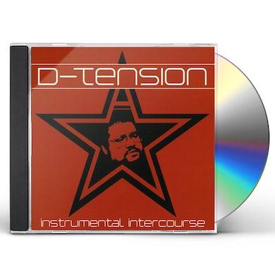 D-Tension INSTRUMENTAL INTERCOURSE CD