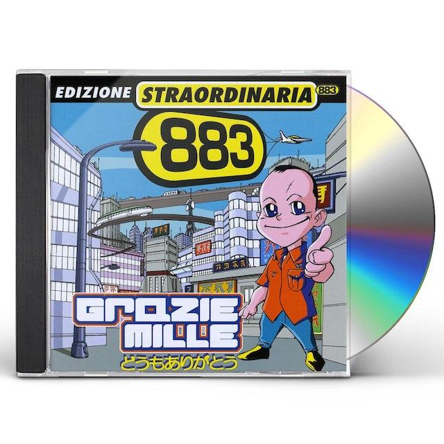 883 GRAZIE MILLE CD