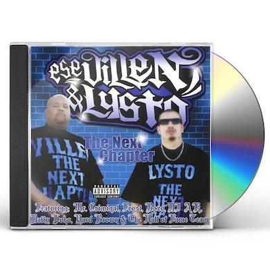 Ese Villen & Lysto NEXT CHAPTER CD