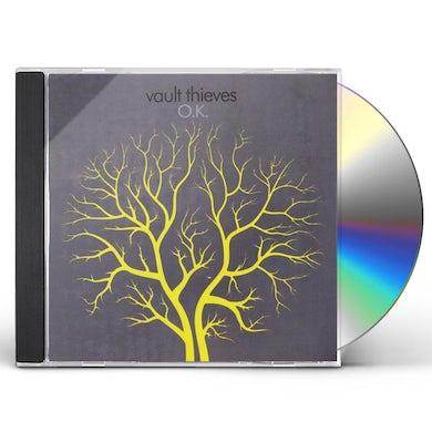 Vault Thieves O.K. CD
