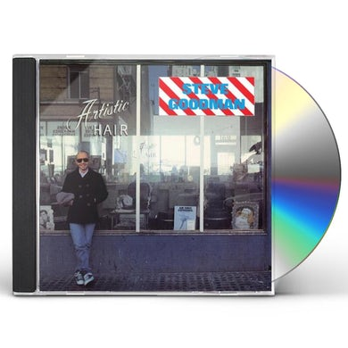 Steve Goodman ARTISTIC HAIR CD
