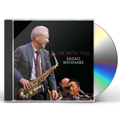 Sadao Watanabe I'M WITH YOU CD