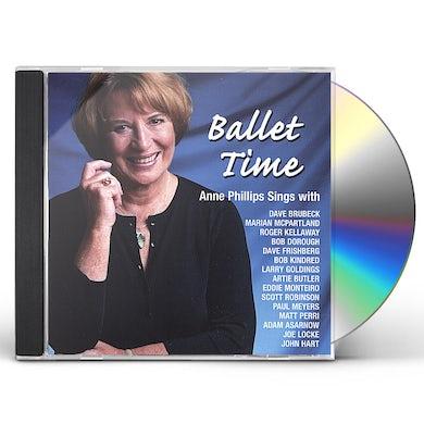 Anne Phillips BALLET TIME CD