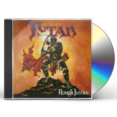 Tyton ROUGH JUSTICE CD