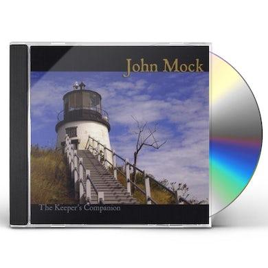 John Mock KEEPER'S COMPANION CD