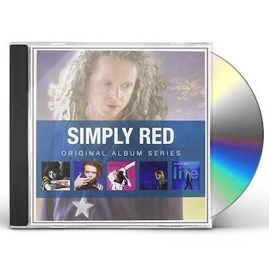 Simply Red ORIGINAL ALBUM SERIES CD
