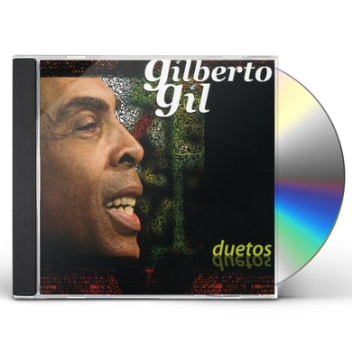 Gilberto Gil DUETOS CD