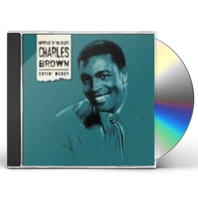 Charles Brown CRYIN MERCY CD