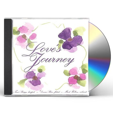 Tami Briggs LOVE'S JOURNEY CD