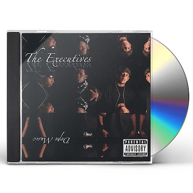 Executives DOPE MUSIC CD