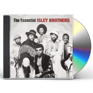 ESSENTIAL The Isley Brothers CD