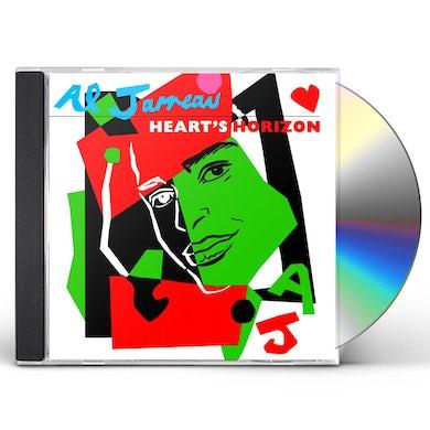 Al Jarreau HEART'S HORIZON/THE DELUXE EDITION CD