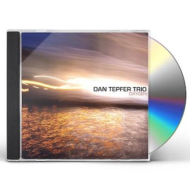 Dan Tepfer OXYGEN CD