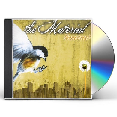 Material TOMORROW CD