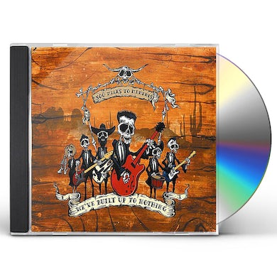500 Miles To Memphis WE'VE BUILT UP TO NOTHING CD