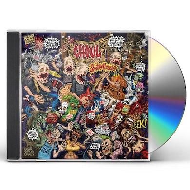 Ghoul SPLATTERTHRASH CD