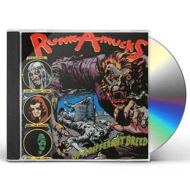 Runnamucks OF A DIFFERENT BREED CD