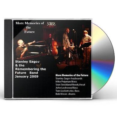 Stanley Sagov MORE MEMORIES OF THE FUTURE CD