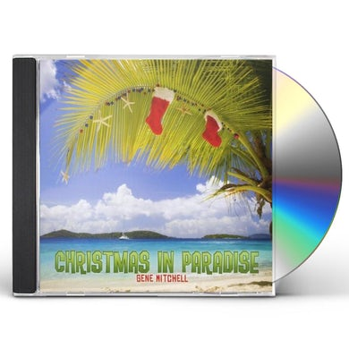 Gene Mitchell CHRISTMAS IN PARADISE CD