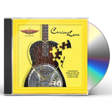 Redwing CURIOUS LOVE CD