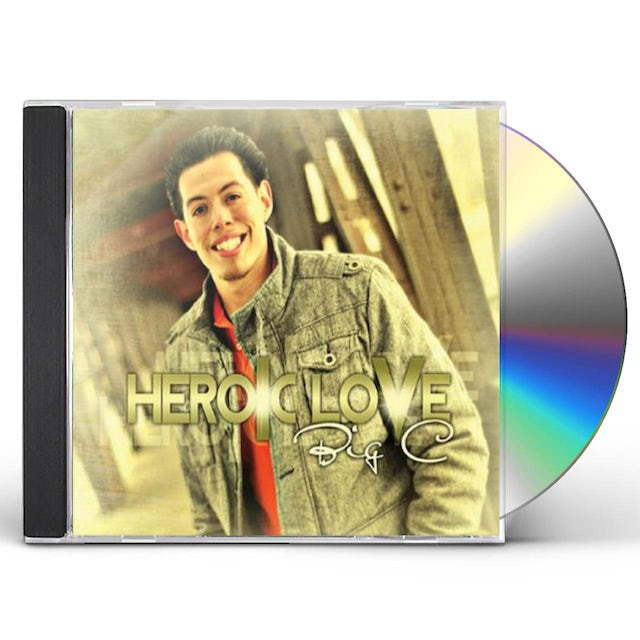 Big C HEROIC LOVE CD