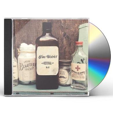 Elms District REVIVAL CD