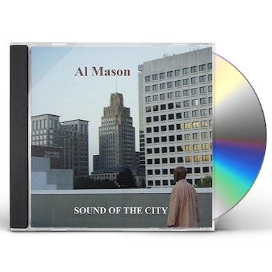 Al Mason SOUND OF THE CITY CD