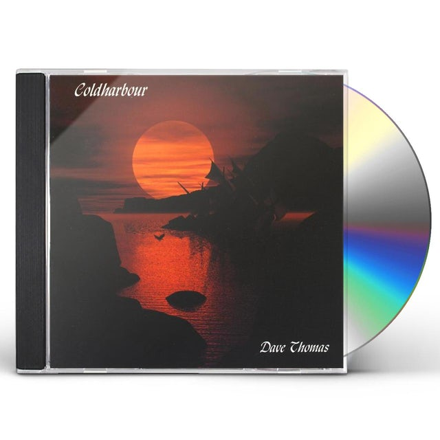 Dave Thomas COLDHARBOUR CD